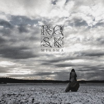 Front cover Rosk - Miasma